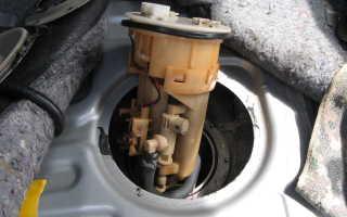 Тойота Королла 120 кузов топливный фильтр