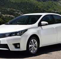 Где собирают автомобили Toyota — РАВ 4, Corolla и другие