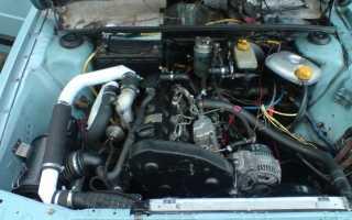 Двигатель aaz на какие машины он ставится