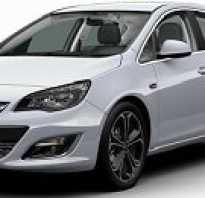 Opel astra j сколько масла лить в двигатель