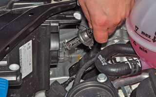 В фольксваген поло седан нет датчика температуры двигателя