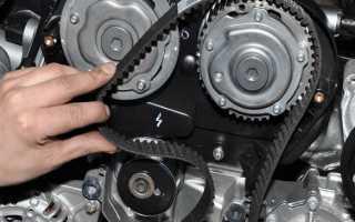 Что может быть с двигателем если порвется ремень