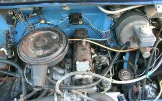 Установка зажигания на 402 двигателе своими руками