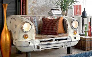 Что можно сделать из старого двигателя от автомобиля