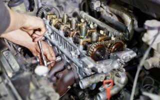 В каких случаях делают капитальный ремонт двигателя