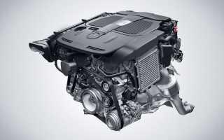 Как установить зажигание на мерседесе 601 двигатель