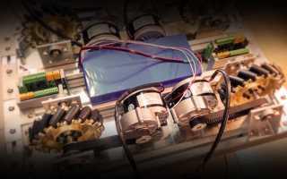 Что лежит в основе работы двигателя постоянного тока