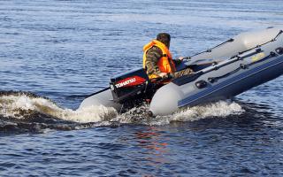 В чем разница двухтактного и четырехтактного двигателя лодочного