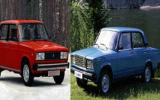 Ваз 2105 и 2107 в чем различие двигателей
