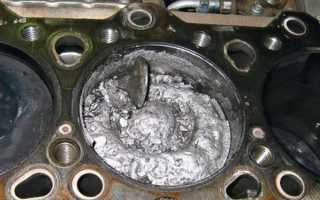 Что делать если двигатель ест масло ваз 2106