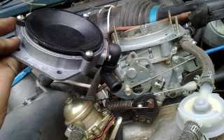 Газель 406 двигатель карбюратор плохо заводится на газу
