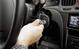 Форд фокус 2 щелкает стартер неисправность двигателя