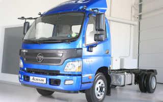 Фотон 539140 грузовой сколько масло в двигатели