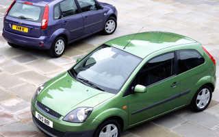 Форд фиеста с дизельным двигателем как это
