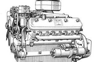 Что такое удельный расход топлива двигателя ямз 238