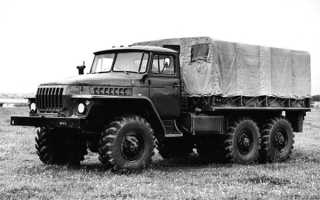 Урал 4320 с камазовским двигателем технические характеристики