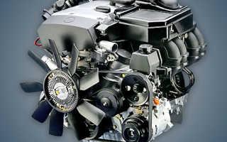 Как установить зажигание на мерседес двигатель 111