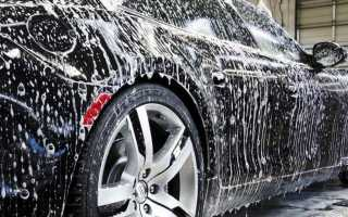 Химия для чистки двигателя автомобиля своими руками