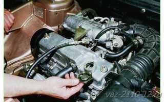 Через сколько менять синтетическое масло в двигателе ваз