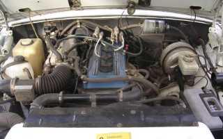В какую сторону вращается двигатель змз 406