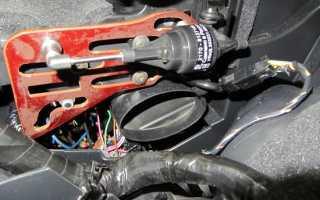 Что за датчик на пластиковой крышке двигателя приора