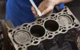 Что меняется при капитальном ремонте двигателя ваз 2110