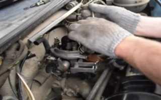 Фольксваген пассат б3 универсал не заводится двигатель