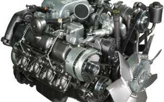 Что может стучать в дизельном двигателе при разгоне
