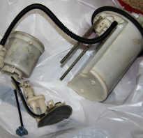 Замена топливного фильтра Тойота РАВ 4