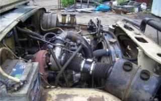 Что переделать чтобы поставить 402 двигатель на уаз