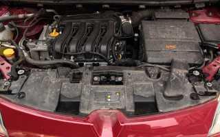 Что за двигатель установлен в рено меган 3