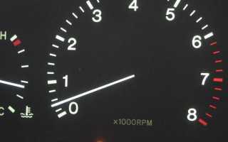 В чем причина на холодный двигатель поднимаются обороты