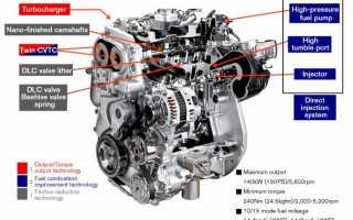 Через сколько километров менять масло в двигателе кашкай