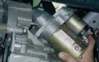 Ваз 2112 ремонт причина когда не заводится двигатель
