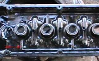 Большой расход масла в двигателе ваз 2106 причина